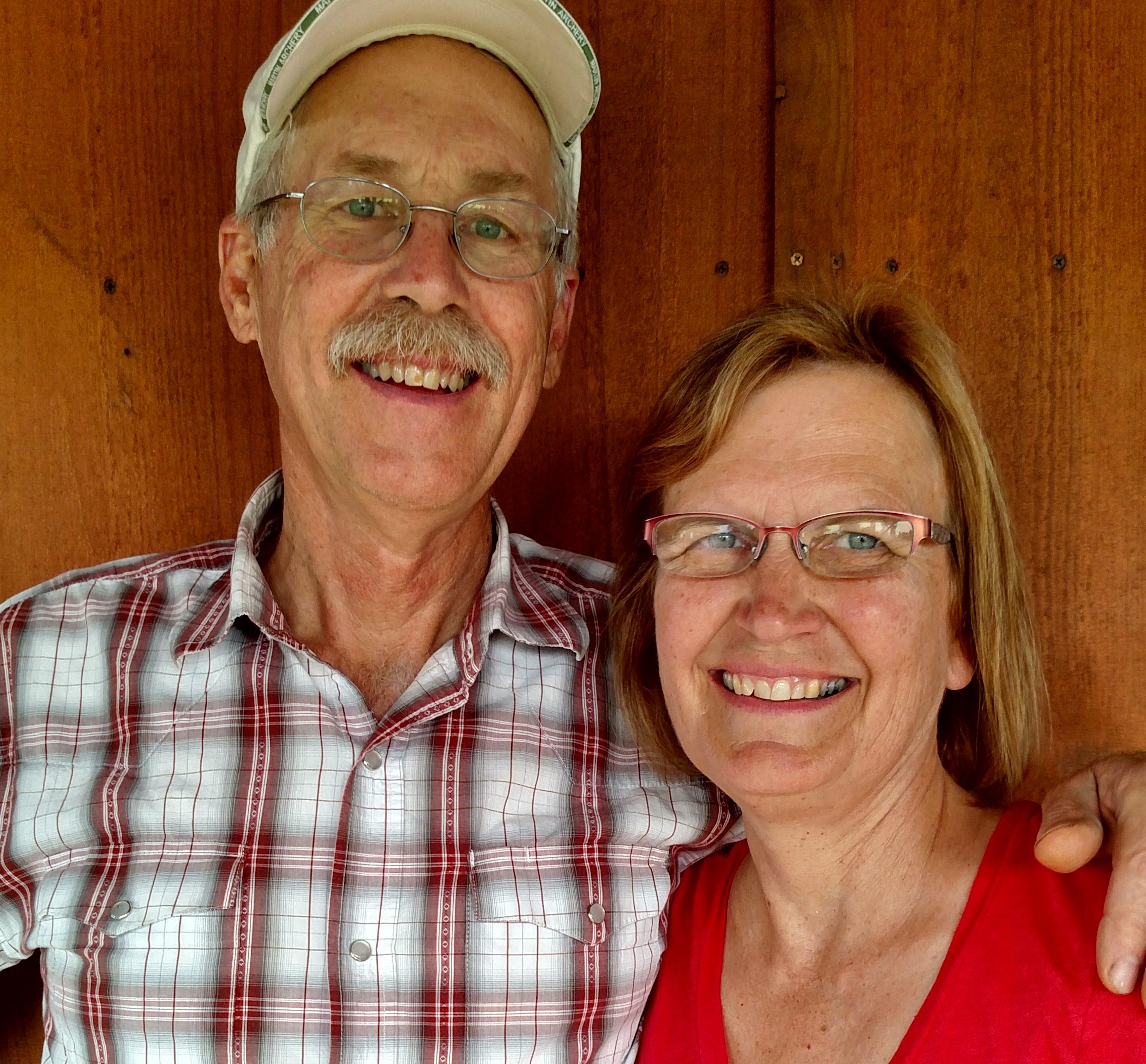 Dan and Teresa