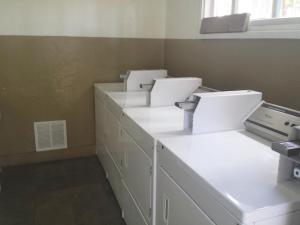 Tamarack RV Park Laundry Room