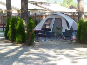 Tamarack RV Park Tent Space