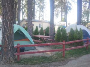 Tamarak RV Tent Sites