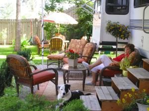 Tamarack RV Park Happy Campers
